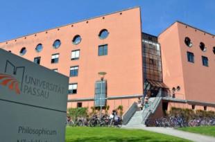 Die Universität Passau, Foto: Bauer