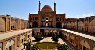 Agha Bozorg Moschee (Architekt: Ali Maryam Kaschani)