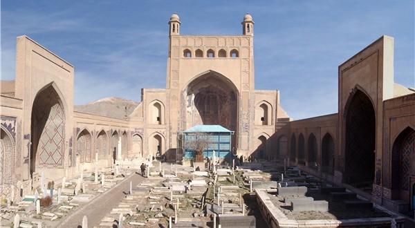 Grabmal von Abdallah ibn Muhammad al-Ansari, Herat